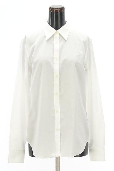 Ralph Lauren(ラルフローレン)の古着「ワンポイント刺繍シアーコットンシャツ(カジュアルシャツ)」大画像1へ