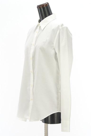 Ralph Lauren(ラルフローレン)の古着「ワンポイント刺繍シアーコットンシャツ(カジュアルシャツ)」大画像3へ
