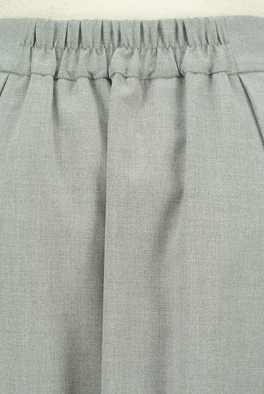 NEW YORKER(ニューヨーカー)の古着「膝下丈シンプルフレアスカート(ロングスカート・マキシスカート)」大画像4へ