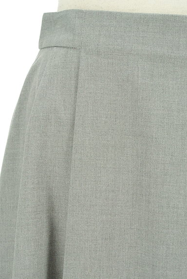 NEW YORKER(ニューヨーカー)の古着「膝下丈シンプルフレアスカート(ロングスカート・マキシスカート)」大画像5へ