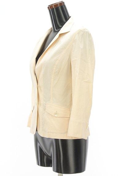 Paul Stuart(ポールスチュアート)の古着「美シルエット薄手コットンジャケット(ジャケット)」大画像3へ