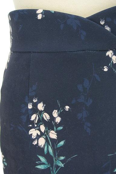 PROPORTION BODY DRESSING(プロポーションボディ ドレッシング)の古着「ミディ丈花柄タイトスカート(スカート)」大画像4へ