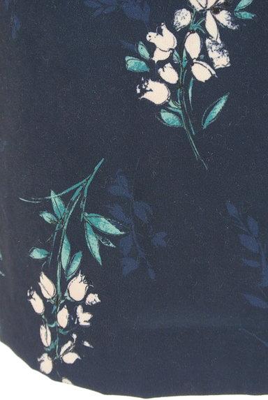 PROPORTION BODY DRESSING(プロポーションボディ ドレッシング)の古着「ミディ丈花柄タイトスカート(スカート)」大画像5へ