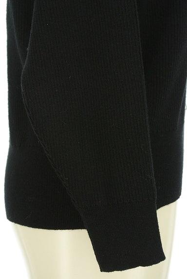OPAQUE.CLIP(オペークドットクリップ)の古着「パールボタンリブカーディガン(カーディガン・ボレロ)」大画像5へ