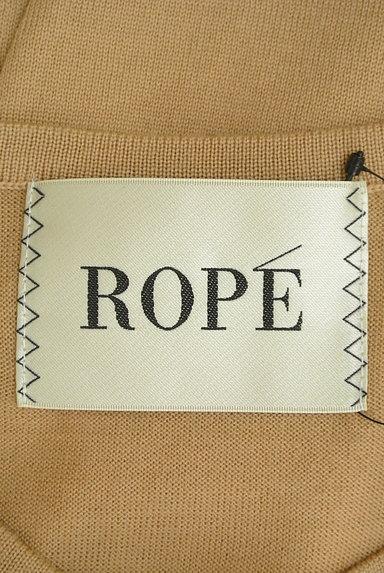ROPE(ロペ)の古着「ラインストーンボタンニットカーデ(カーディガン・ボレロ)」大画像6へ