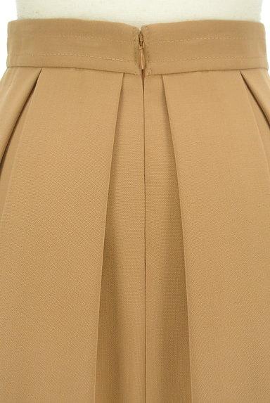 Apuweiser riche(アプワイザーリッシェ)の古着「膝上丈タックフレアスカート(ミニスカート)」大画像5へ