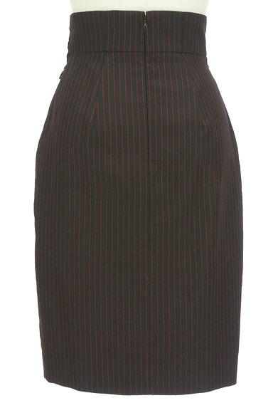 JUSGLITTY(ジャスグリッティー)の古着「リボン付ハイウエスト膝丈タイトスカート(スカート)」大画像2へ