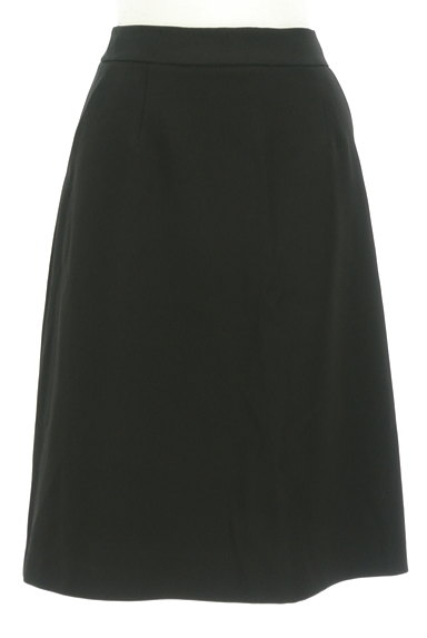 ru(アールユー)の古着「ミディ丈シンプルフレアスカート(スカート)」大画像1へ