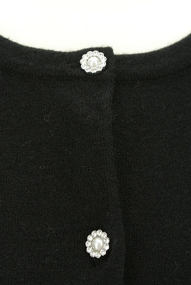 MISCH MASCH(ミッシュマッシュ)の古着「装飾ボタンニットカーディガン(カーディガン・ボレロ)」大画像4へ
