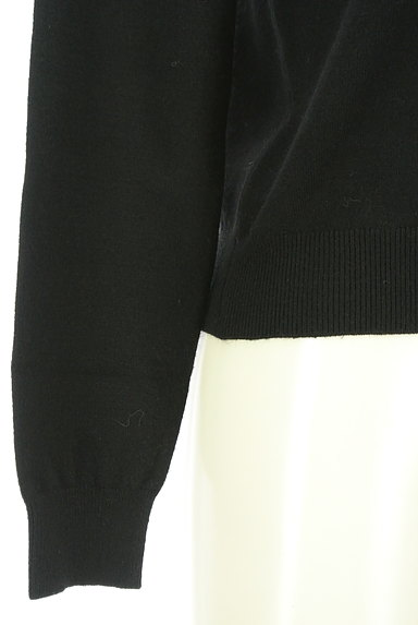 MISCH MASCH(ミッシュマッシュ)の古着「装飾ボタンニットカーディガン(カーディガン・ボレロ)」大画像5へ