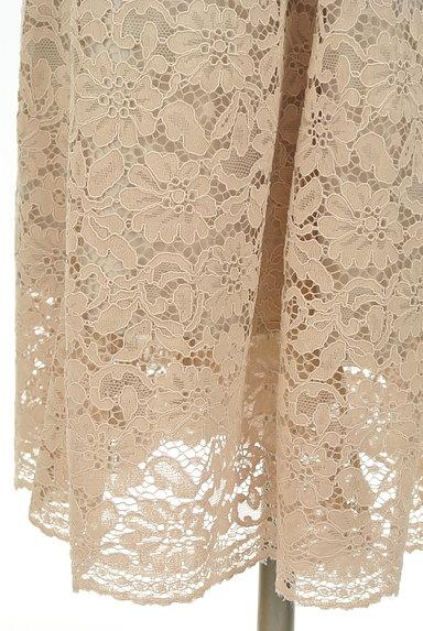 LAISSE PASSE(レッセパッセ)の古着「総レースサロペットスカート(キャミワンピース)」大画像5へ