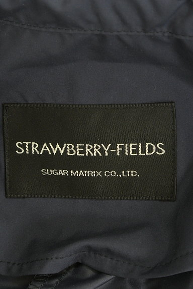 STRAWBERRY-FIELDS(ストロベリーフィールズ)の古着「ロングマウンテンパーカー(ブルゾン・スタジャン)」大画像6へ