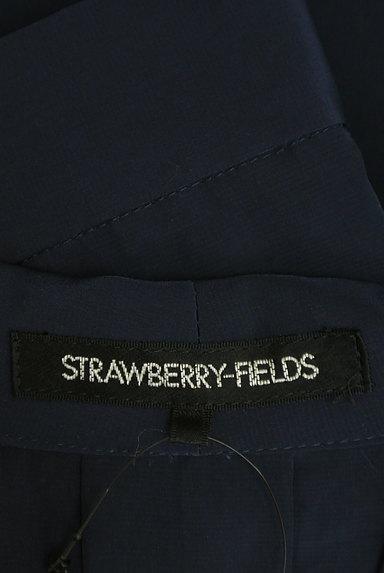 STRAWBERRY-FIELDS(ストロベリーフィールズ)の古着「Vネックタックブラウス(ブラウス)」大画像6へ