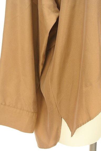 STRAWBERRY-FIELDS(ストロベリーフィールズ)の古着「抜け襟スキッパーブラウス(ブラウス)」大画像5へ