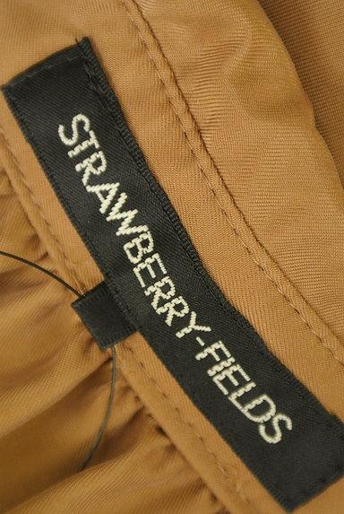 STRAWBERRY-FIELDS(ストロベリーフィールズ)の古着「抜け襟スキッパーブラウス(ブラウス)」大画像6へ
