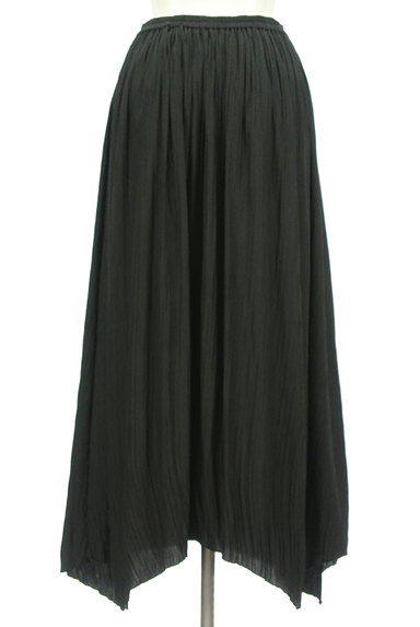 Mila Owen(ミラオーウェン)の古着「楊柳プリーツセットアップ(セットアップ(ジャケット+スカート))」大画像5へ