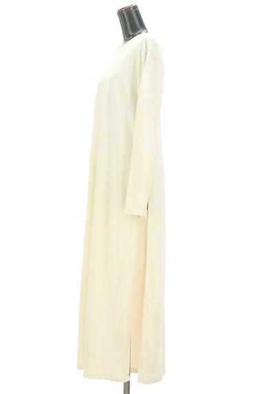 Mila Owen(ミラオーウェン)の古着「サイドファスナーロングワンピース(ワンピース・チュニック)」大画像3へ