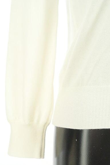 PROPORTION BODY DRESSING(プロポーションボディ ドレッシング)の古着「シアー花刺繍ニット(ニット)」大画像5へ