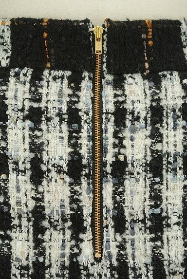 PROPORTION BODY DRESSING(プロポーションボディ ドレッシング)の古着「ラメチェック柄ふんわりスカート(スカート)」大画像5へ