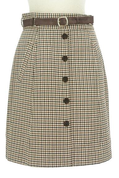 Rirandture(リランドチュール)の古着「中キルティングリバーシブルスカート(スカート)」大画像1へ
