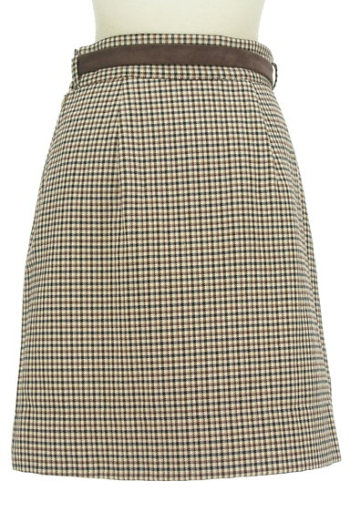 Rirandture(リランドチュール)の古着「中キルティングリバーシブルスカート(スカート)」大画像2へ