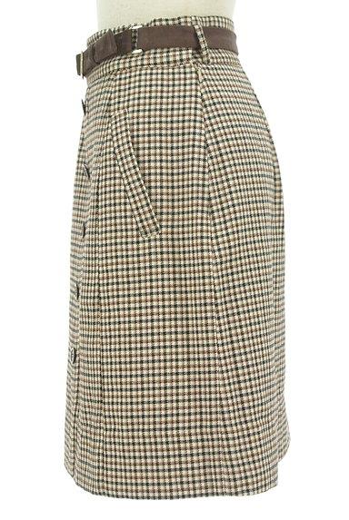 Rirandture(リランドチュール)の古着「中キルティングリバーシブルスカート(スカート)」大画像3へ