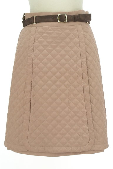 Rirandture(リランドチュール)の古着「中キルティングリバーシブルスカート(スカート)」大画像4へ