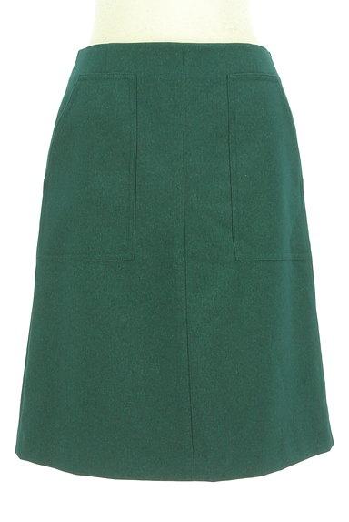 ru(アールユー)の古着「大人カラーのセミタイトスカート(スカート)」大画像1へ