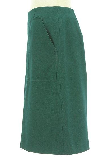 ru(アールユー)の古着「大人カラーのセミタイトスカート(スカート)」大画像3へ