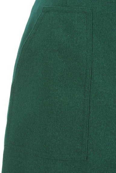 ru(アールユー)の古着「大人カラーのセミタイトスカート(スカート)」大画像4へ