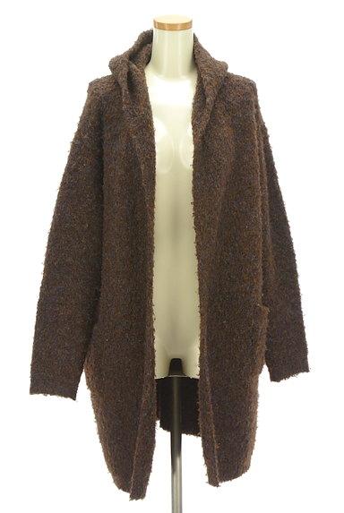 SM2(サマンサモスモス)の古着「ゆったりオープンロングカーディガン(カーディガン・ボレロ)」大画像1へ