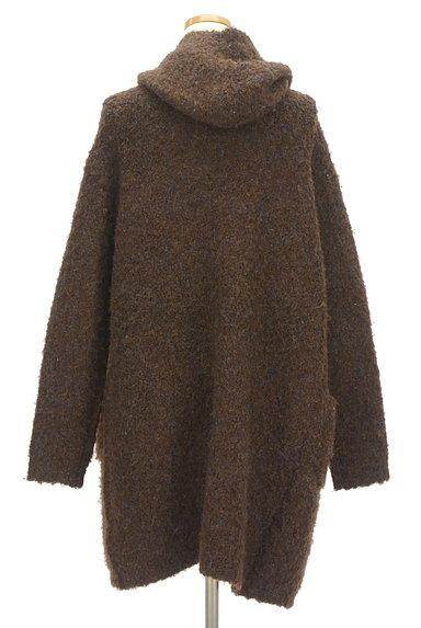 SM2(サマンサモスモス)の古着「ゆったりオープンロングカーディガン(カーディガン・ボレロ)」大画像2へ