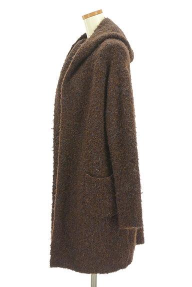 SM2(サマンサモスモス)の古着「ゆったりオープンロングカーディガン(カーディガン・ボレロ)」大画像3へ