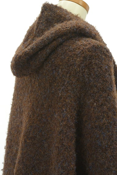 SM2(サマンサモスモス)の古着「ゆったりオープンロングカーディガン(カーディガン・ボレロ)」大画像4へ