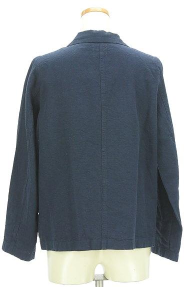 SM2(サマンサモスモス)の古着「コットンリネンテーラードジャケット(ジャケット)」大画像2へ