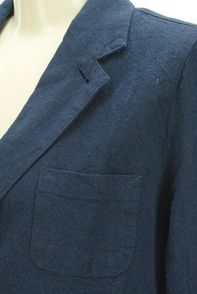 SM2(サマンサモスモス)の古着「コットンリネンテーラードジャケット(ジャケット)」大画像4へ