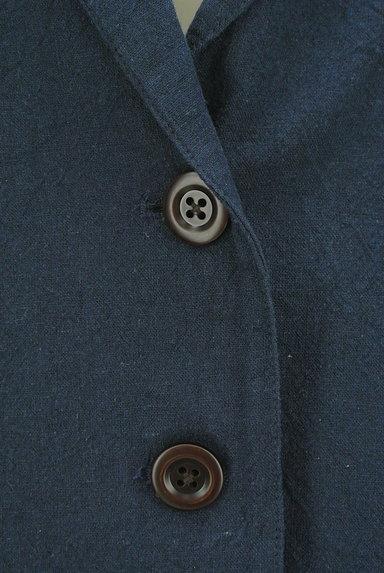 SM2(サマンサモスモス)の古着「コットンリネンテーラードジャケット(ジャケット)」大画像5へ