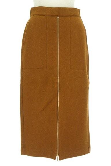 BARNYARDSTORM(バンヤードストーム)の古着「ミモレ丈のあったかタイトスカート(ロングスカート・マキシスカート)」大画像1へ
