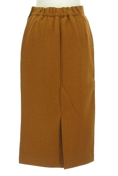 BARNYARDSTORM(バンヤードストーム)の古着「ミモレ丈のあったかタイトスカート(ロングスカート・マキシスカート)」大画像2へ