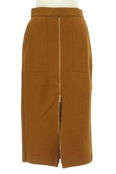 BARNYARDSTORM(バンヤードストーム)の古着「ミモレ丈のあったかタイトスカート(ロングスカート・マキシスカート)」大画像4へ