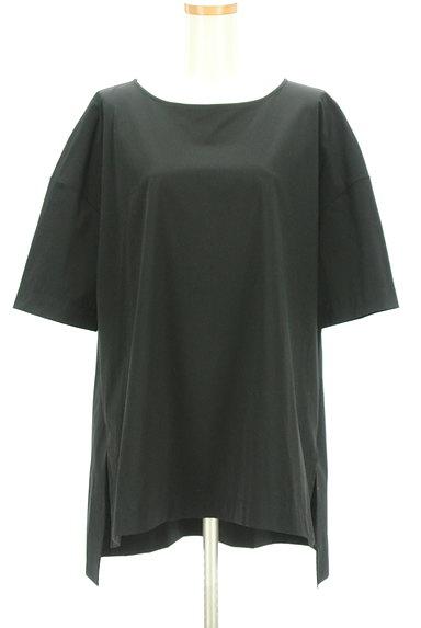 PLST(プラステ)の古着「オーバーサイズ6分袖カットソー(カットソー・プルオーバー)」大画像1へ