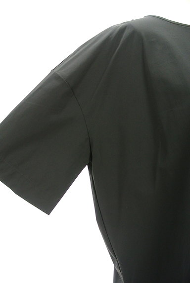 PLST(プラステ)の古着「オーバーサイズ6分袖カットソー(カットソー・プルオーバー)」大画像4へ