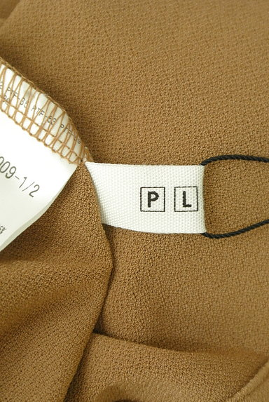 PLST(プラステ)の古着「大人のワンカラー簡単セットアップ(セットアップ(ジャケット+パンツ))」大画像6へ
