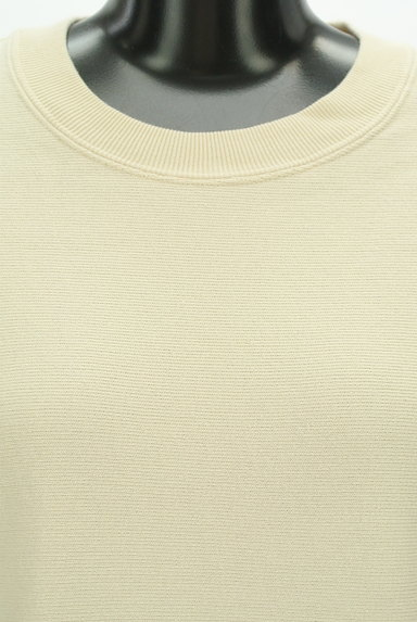 Adam et Rope(アダムエロペ)の古着「ゆったりボリューム袖スウェット(スウェット・パーカー)」大画像4へ