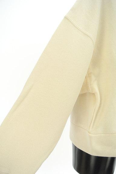 Adam et Rope(アダムエロペ)の古着「ゆったりボリューム袖スウェット(スウェット・パーカー)」大画像5へ
