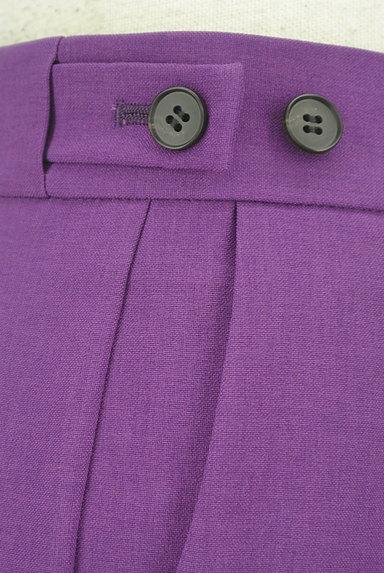 Adam et Rope(アダムエロペ)の古着「大人カラーのテーパードパンツ(パンツ)」大画像4へ