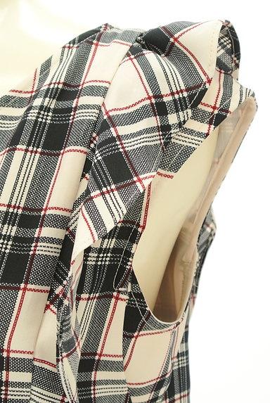Rirandture(リランドチュール)の古着「前後2WAYフリルカットソー(カットソー・プルオーバー)」大画像5へ