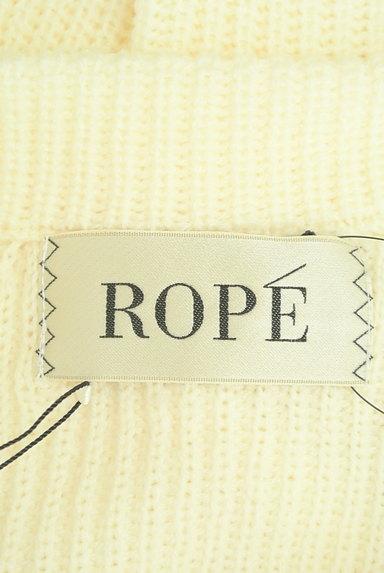 ROPE(ロペ)の古着「ゆったりボートネックニット(ニット)」大画像6へ