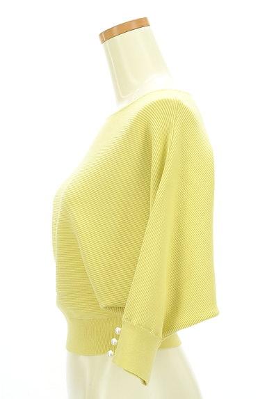 Rirandture(リランドチュール)の古着「ドルマン袖のショートニット(ニット)」大画像3へ