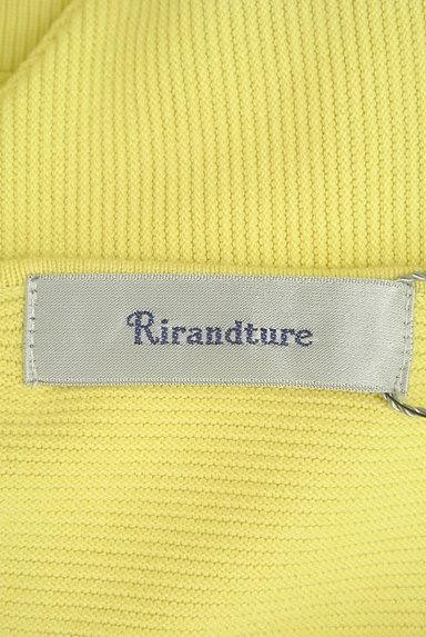 Rirandture(リランドチュール)の古着「ドルマン袖のショートニット(ニット)」大画像6へ